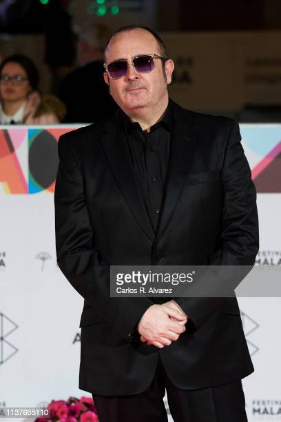 Carlos Areces attends '¿A Quien te Llevarias a una Isla Desierta' photocall duirng the 22th Malaga Film Festival on March 22 2019 in Malaga Spain
