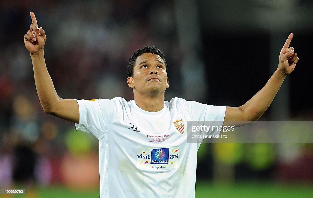 Sevilla FC v SL Benfica - UEFA Europa League Final : News Photo