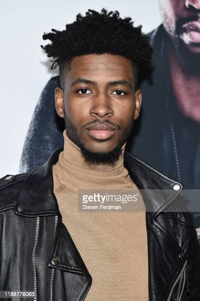Carlos Battey attends 21 Bridges New York Screening at AMC Lincoln Square Theater on November 19 2019 in New York City