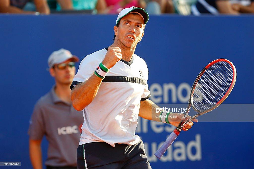ATP Argentina Open - Carlos Berlocq v  Rafael Nadal : News Photo