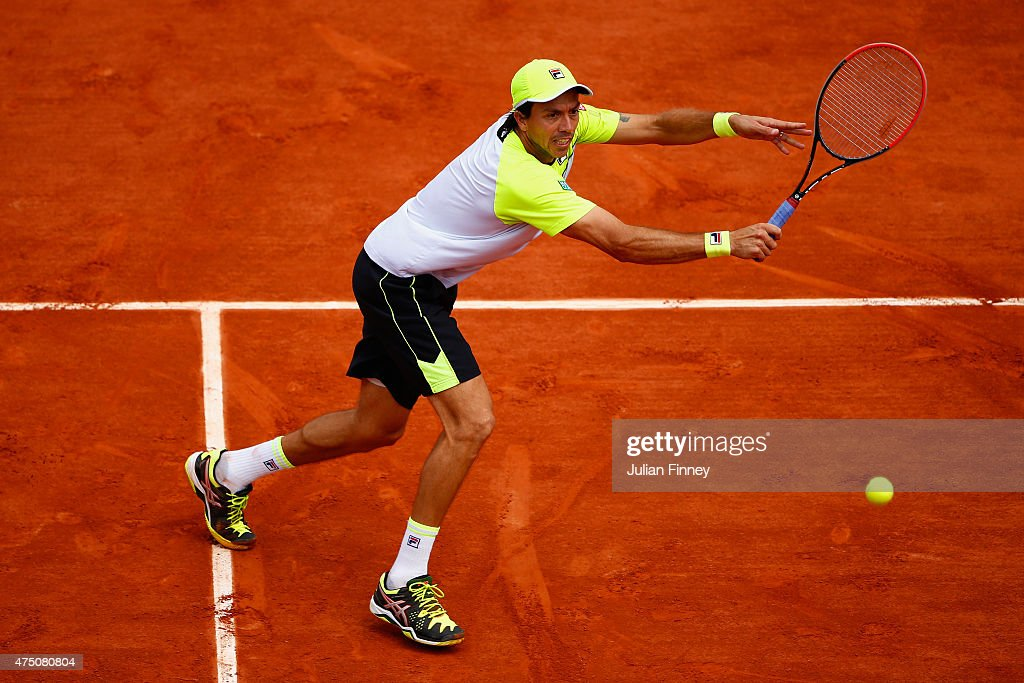 2015 French Open - Day Six : News Photo