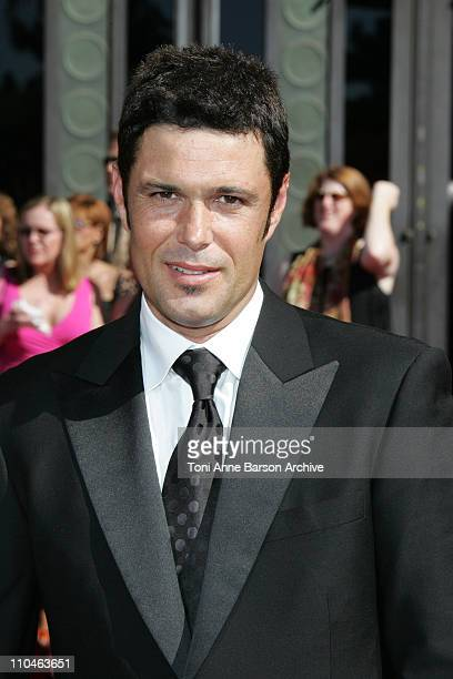 Carlos Bernard during 58th Annual Primetime Emmy Awards Arrivals at Shrine Auditorium in Los Angeles California United States