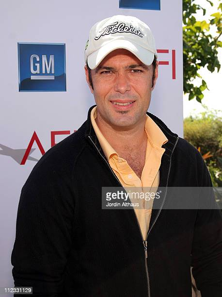 Carlos Bernard during 9th Annual American Film Institute Golf Classic Presented by General Motors at Trump National Golf Club in Hollywood California...