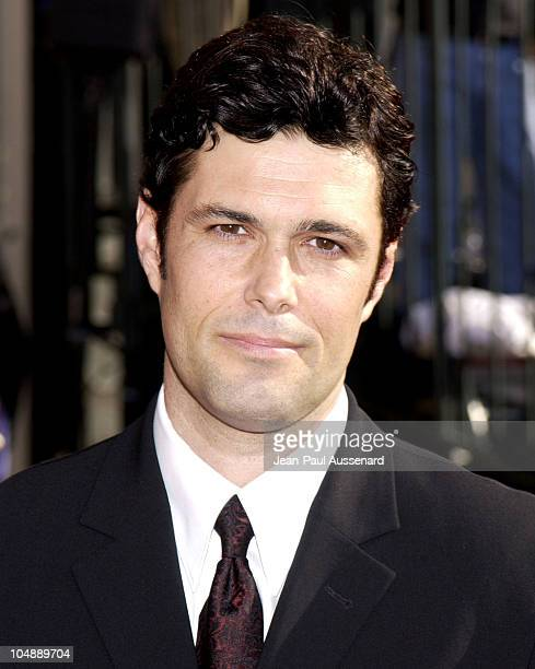 Carlos Bernard during 9th Annual Screen Actors Guild Awards Arrivals at Shrine Exposition Center in Los Angeles California United States