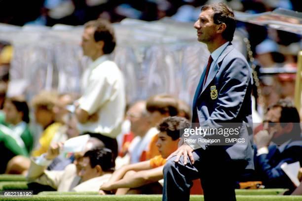 Carlos Bilardo Argentina manager