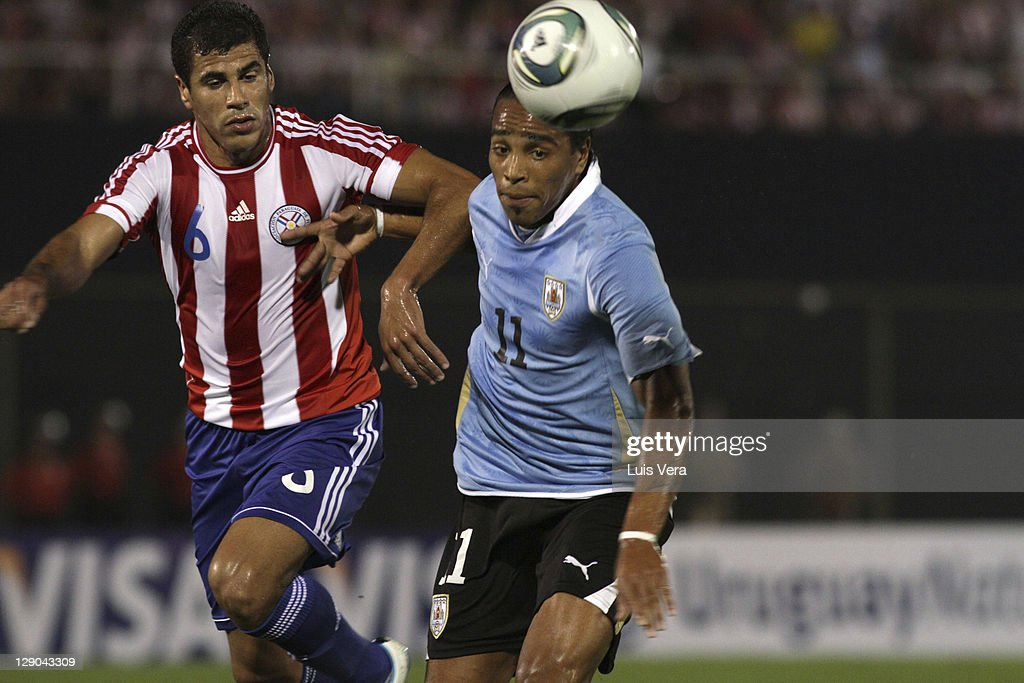Paraguay v Uruguay - South American Qualifiers