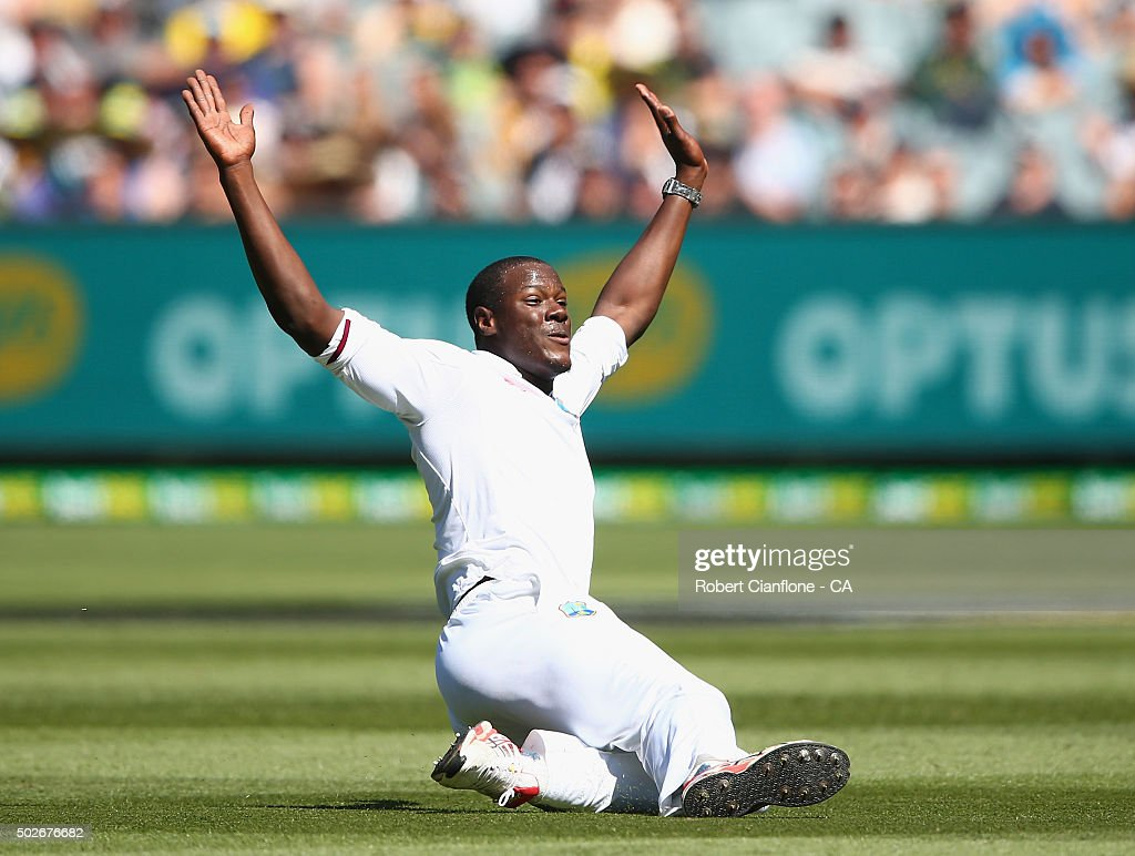 Australia v West Indies - 2nd Test: Day 3