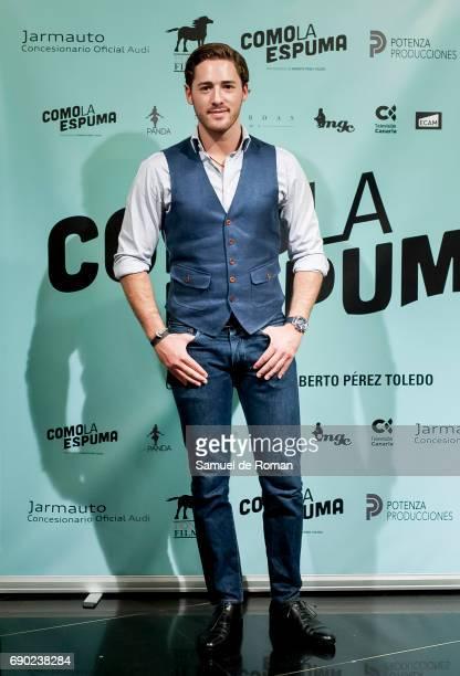 Carlos Camino attends 'Como La Espuma' Madrid Photocall on May 30 2017 in Madrid Spain