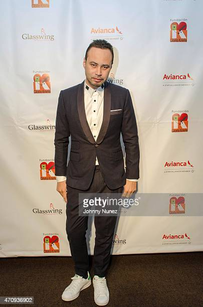 Carlos Campos attends the 2015 Glasswing International Benefit Gala at Tribeca Three Sixty on April 23 in New York City