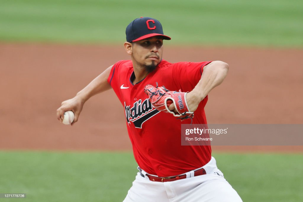 Kansas City Royals v Cleveland Indians : News Photo