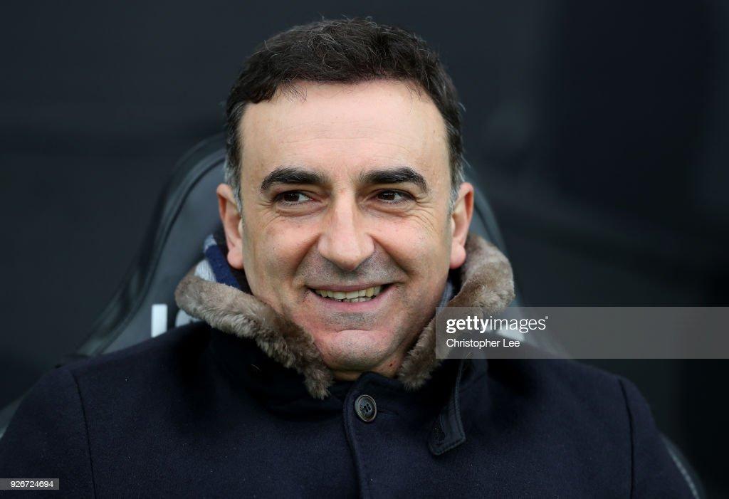 Swansea City v West Ham United - Premier League : News Photo