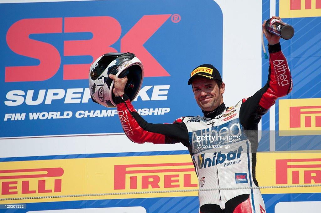 Superbike World Championship Round Eleven - Race