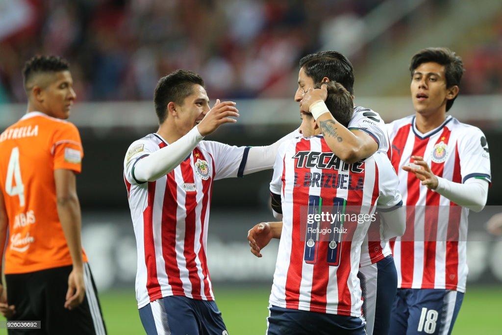 Chivas v Cibao - CONCACAF Champions League : News Photo