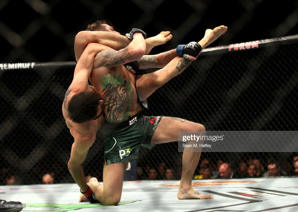 UFC 232 Jones v Gustafsson 2 : ニュース写真