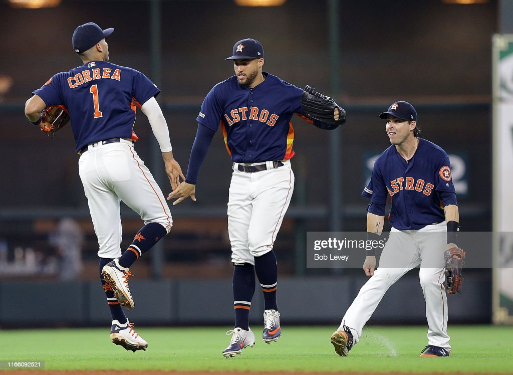 Seattle Mariners v Houston Astros : Nieuwsfoto's