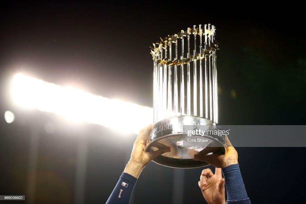 World Series - Houston Astros v Los Angeles Dodgers - Game Seven : ニュース写真