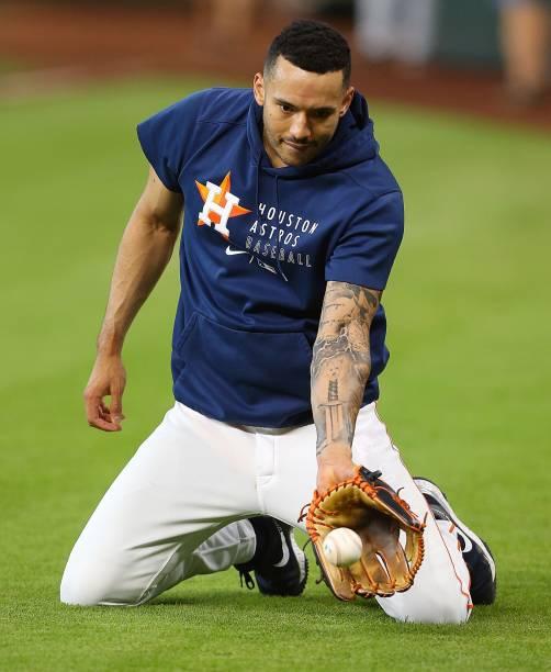 TX: Texas Rangers v Houston Astros