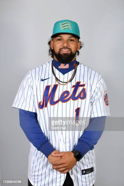 Carlos Cortes of the Salt Rive Rafters poses for a headshot during the 2021 Arizona Fall League Headshots at Salt River Fields at Talking Stick on...