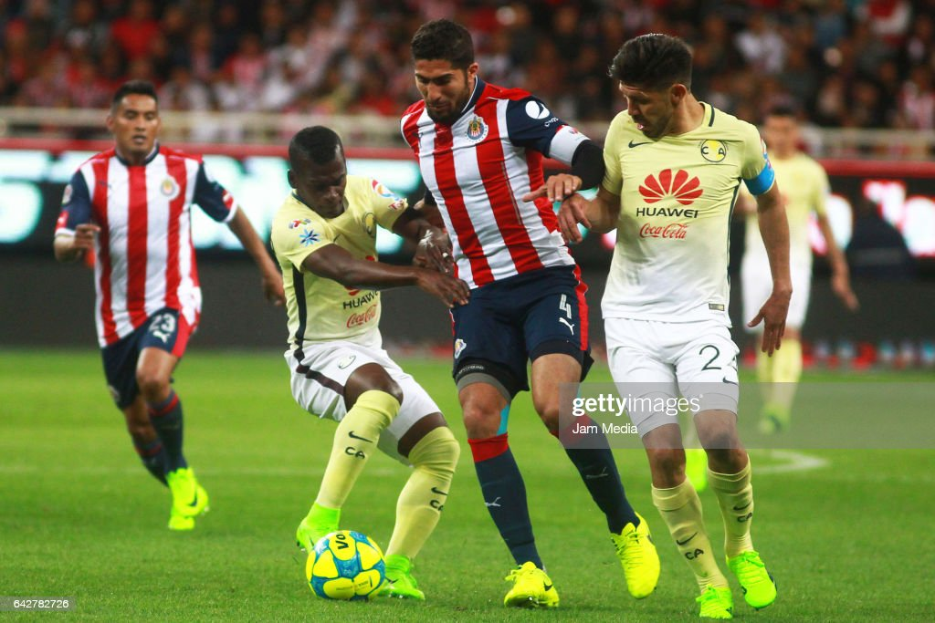 Chivas v America - Torneo Clausura 2017 Liga MX