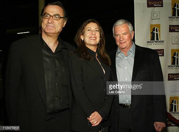 Carlos DeAbreau Festival Founder and Director Paula Wagner and Mark Damon Executive Producer