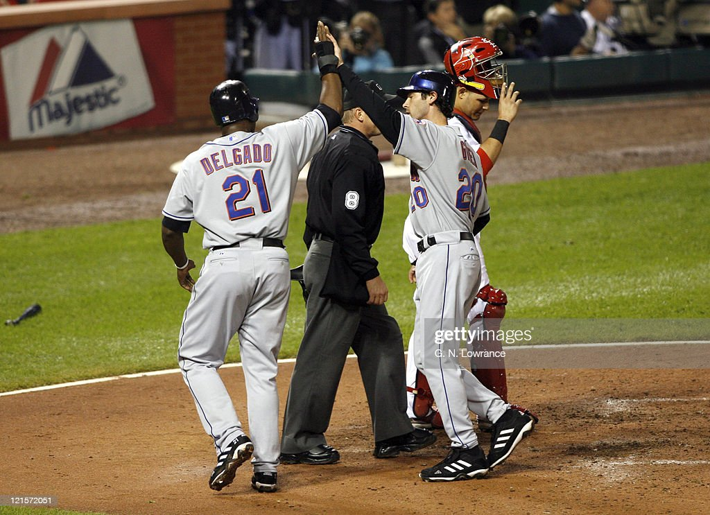 2006 NLCS - Game Five - New York Mets vs St. Louis Cardinals