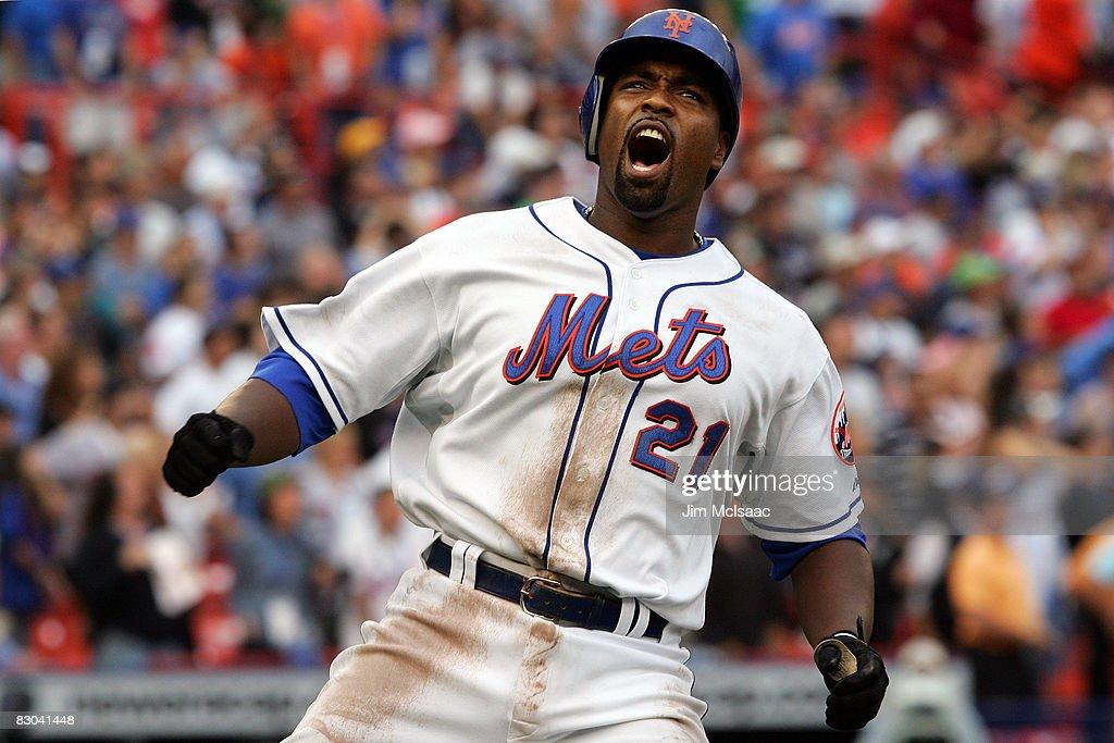 Florida Marlins v New York Mets : News Photo