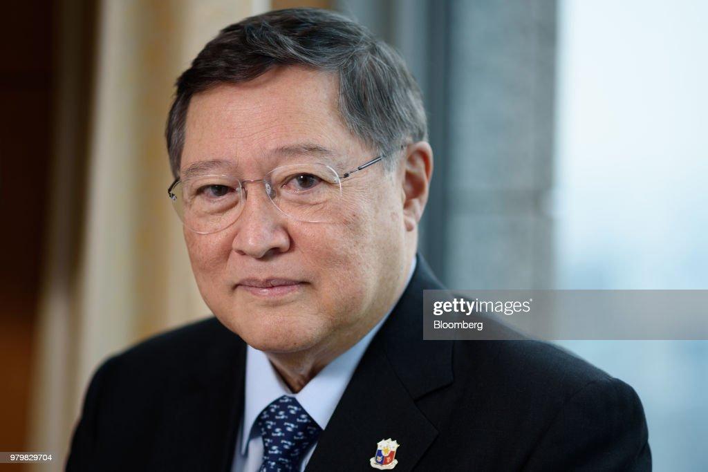 Philippine Finance Secretary Carlos Dominguez Interview