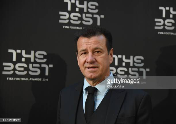 Carlos Dunga attends The Best FIFA Football Awards 2019 at the Teatro Alla Scala on September 23, 2019 in Milan, Italy.