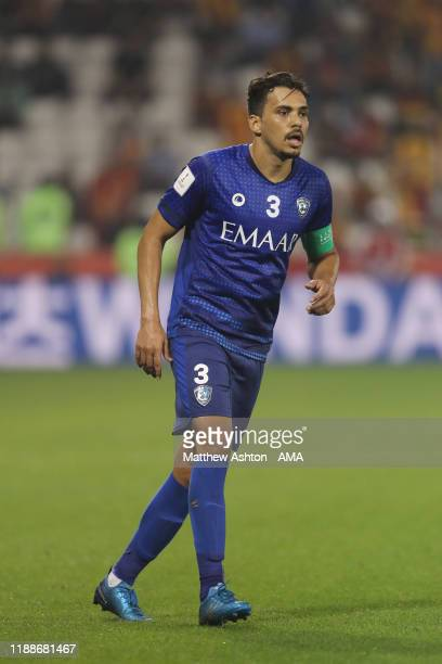 Carlos Eduardo of Al Hilal during the FIFA Club World Cup 2nd round match between Al Hilal and Esperance Sportive de Tunis at Jassim Bin Hamad...