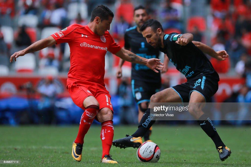 Toluca v Queretaro - Torneo Apertura 2017 Liga MX