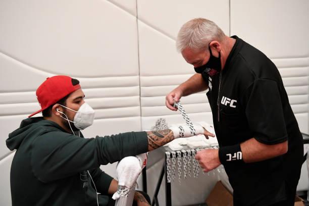 ARE: UFC Fight Night: Figueredo v Benavidez 2
