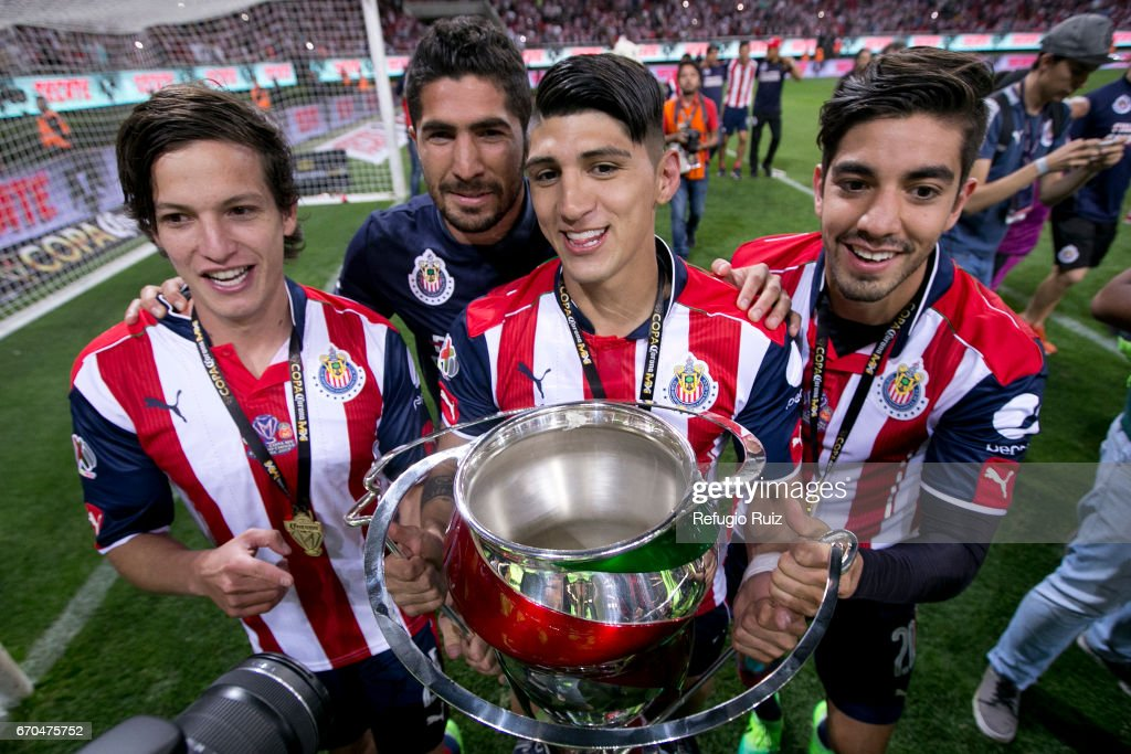 Chivas v Morelia - Final Copa MX Clausura 2017 : News Photo