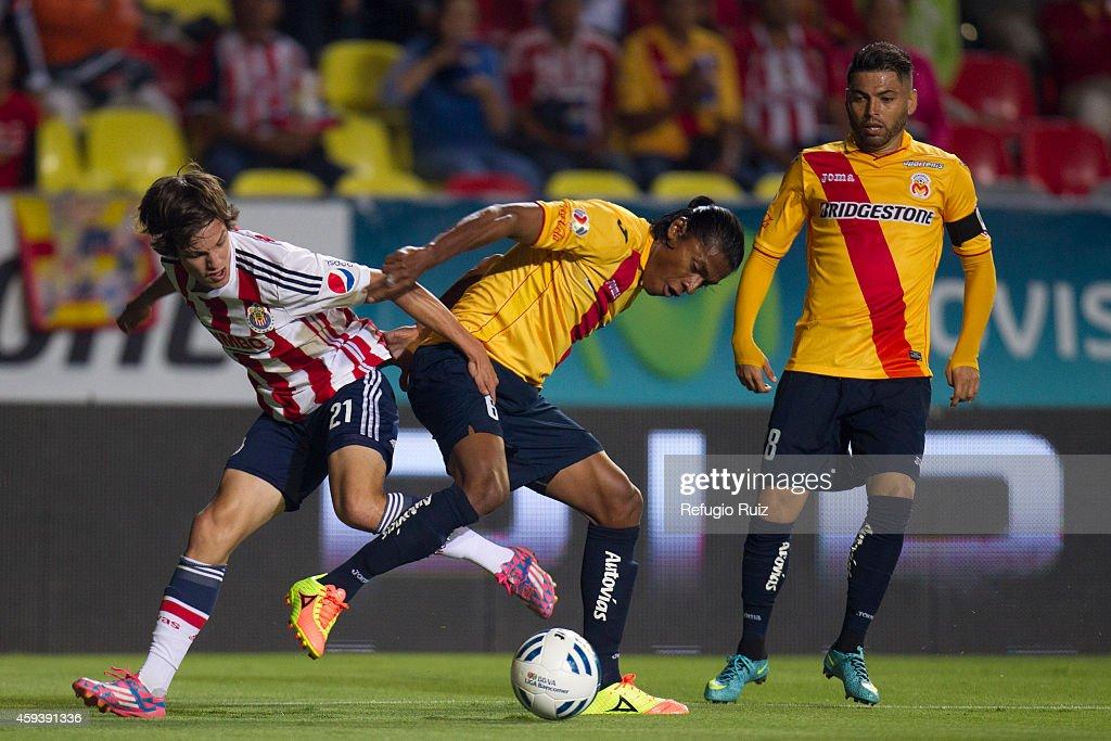Morelia v Chivas - Apertura 2014 Liga MX