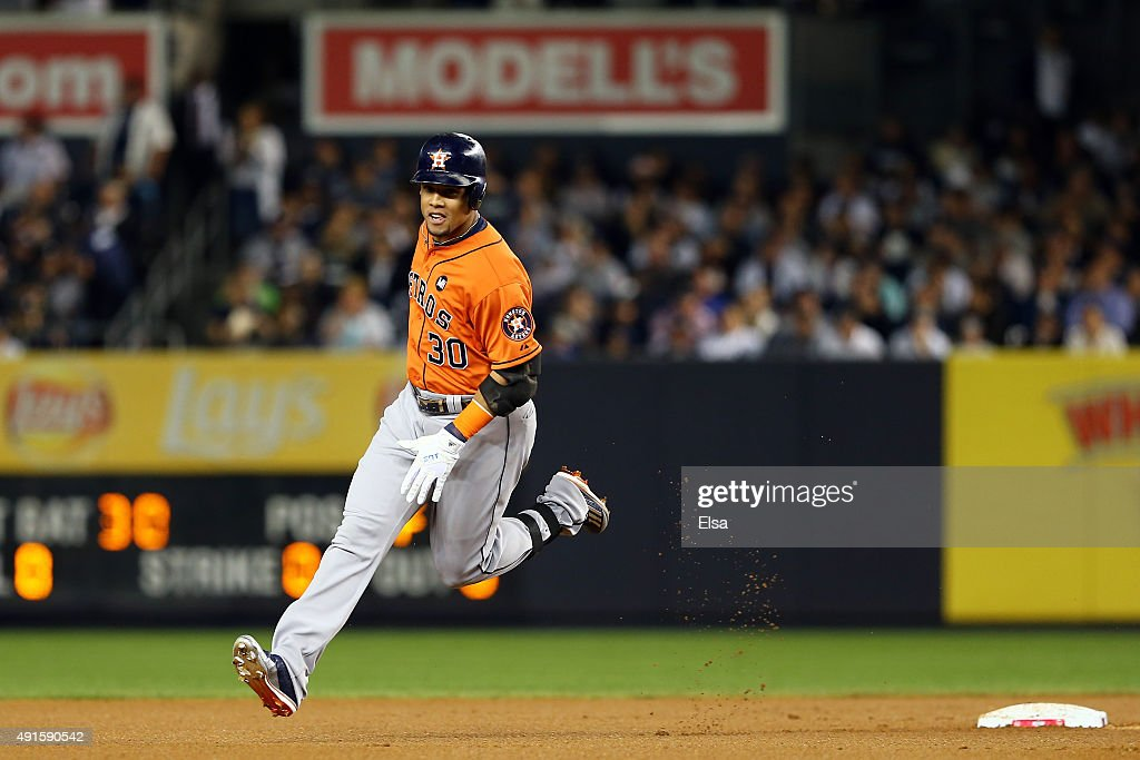 Wild Card Game - Houston Astros v New York Yankees : News Photo