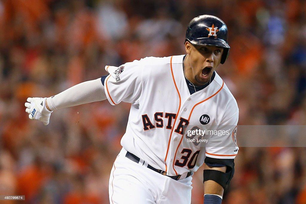 Division Series - Kansas City Royals v Houston Astros - Game Three