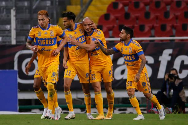 MEX: Atlas v Tigres UANL - Torneo Guard1anes 2021 Liga MX