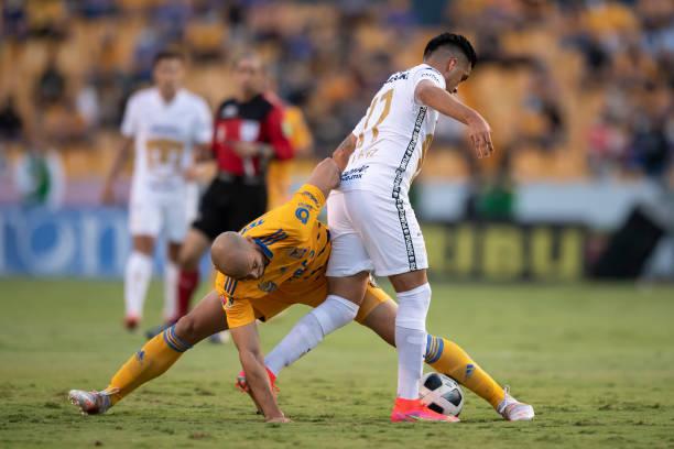 MEX: Tigres UANL v Pumas UNAM - Torneo Apertura 2021 Liga MX