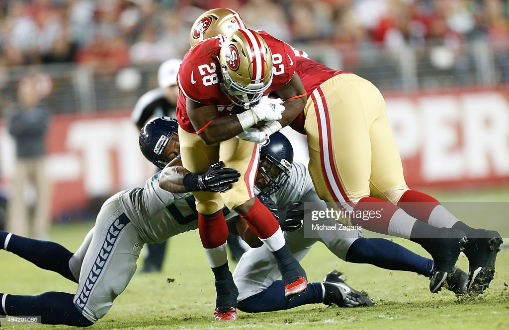 Seattle Seahawks v San Francisco 49ers : News Photo
