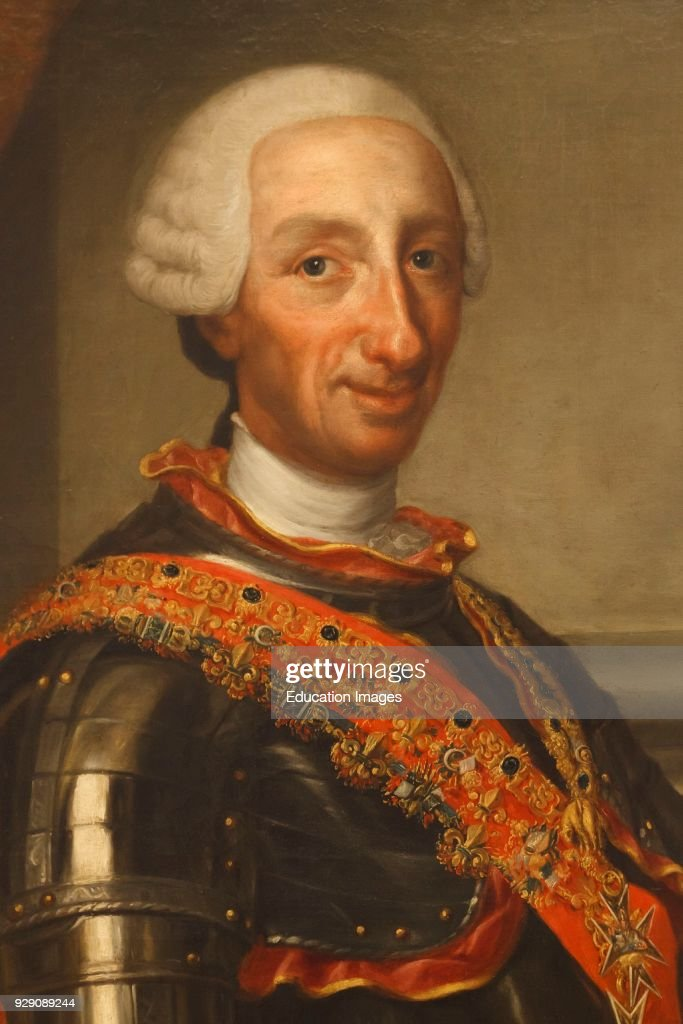 foto de Charles III) 1716 – 1788. King of Spain and the Spanish Indies ...