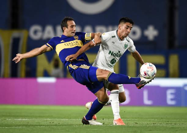 ARG: Boca Juniors v Sarmiento - Copa De La Liga Profesional 2021