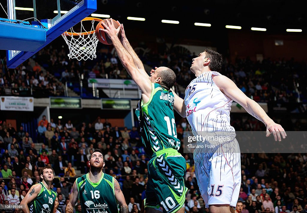 Unicaja v Caja Laboral - Turkish Airlines Euroleague