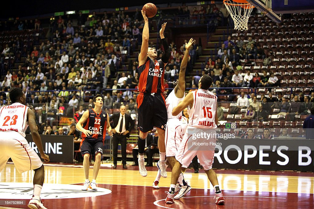EA7 Emporio Armani Milan v Caja Laboral Vitoria - Turkish Airlines Euroleague