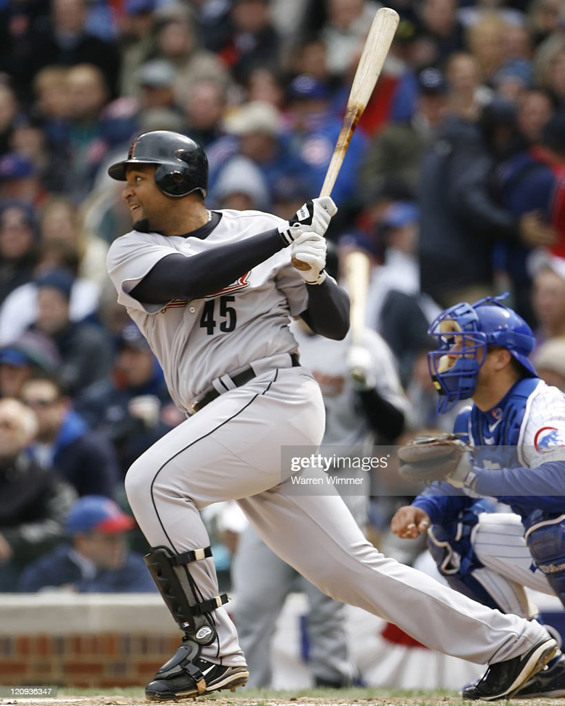 Houston Astros vs Chicago Cubs - April 9, 2007