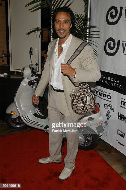 Carlos Leon attends Wayuu Taya Foundation Dinner at Tribeca Grand Hotel NYC USA on June 20 2005