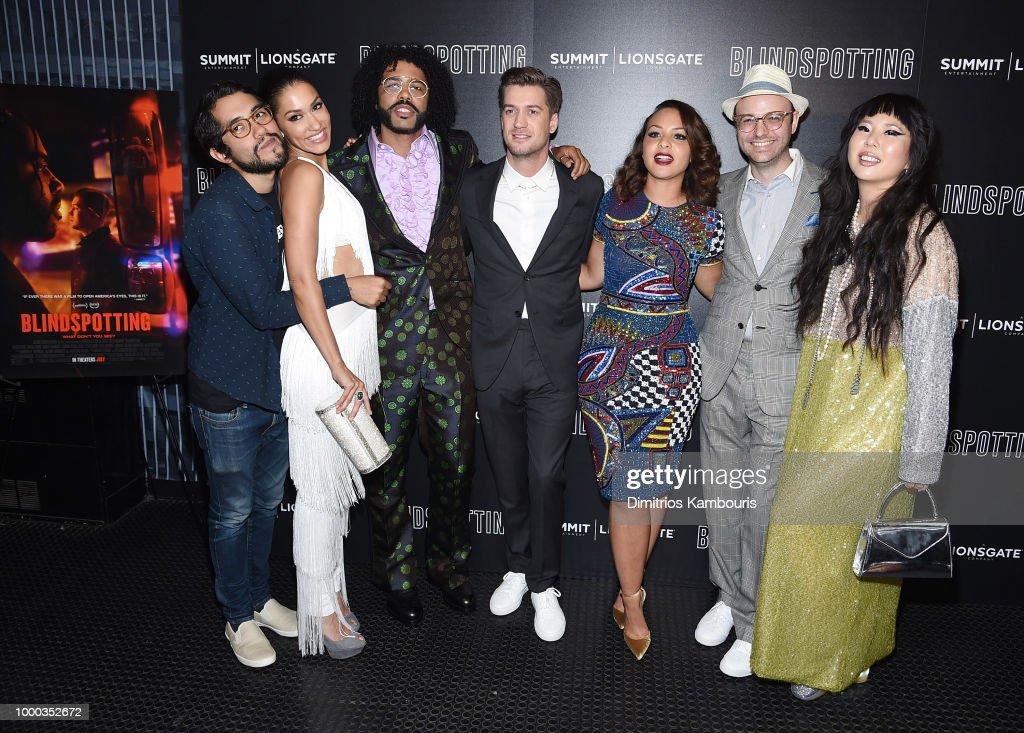"""Blindspotting"" New York Premiere : News Photo"