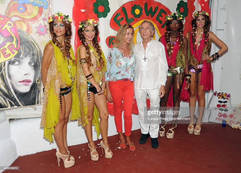 Top Flower Power Ibiza Party 2014 Photos and Images | Getty Images ZT73