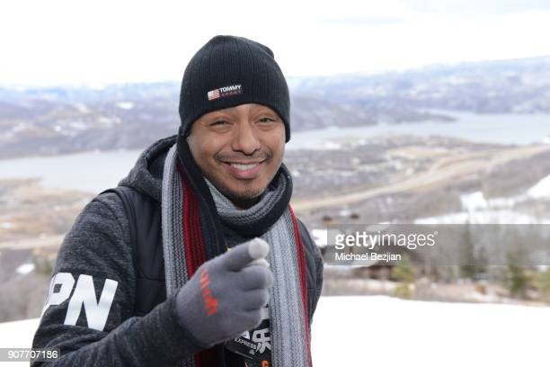 Carlos Moreno Jr attends the WanderLuxxe House with Casamigos Tequila Peet's Coffee and Apex Social Club during Sundance 2018 on January 19 2018 in...