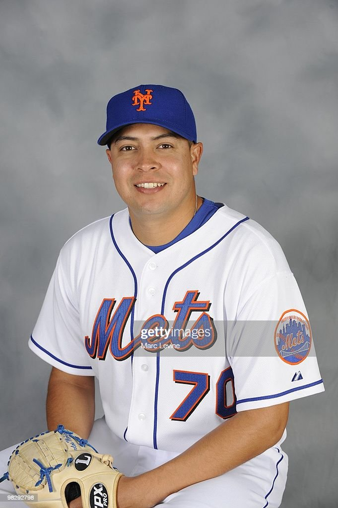 Carlos Muniz #70 of the New York Mets poses during Photo Day on Saturday, February 27, 2010 at Tradition Field in Port St. Lucie, Florida.