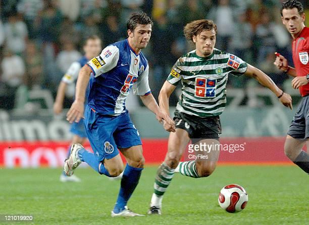 Carlos Paredes and Helder Postiga