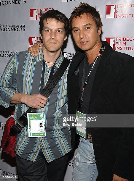 Carlos Peindo attends the TAA Closing Night Party during the 5th Annual Tribeca Film Festival May 4, 2006 in New York City.